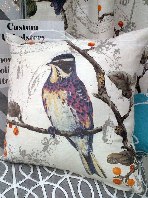 Pillow of the week for May 5-11, 2014