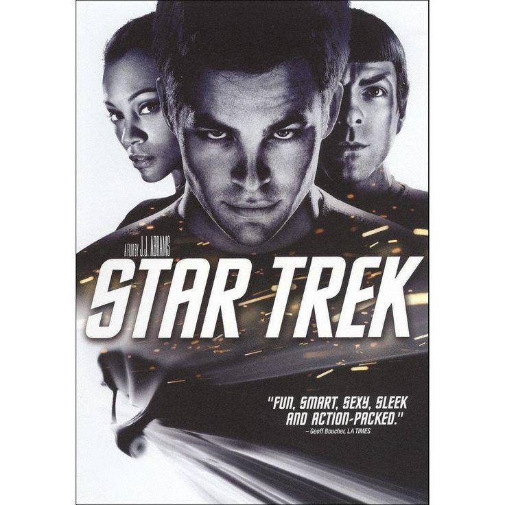 Star Trek (dvd_video), Movies