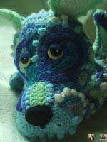 toys crochet technique friform