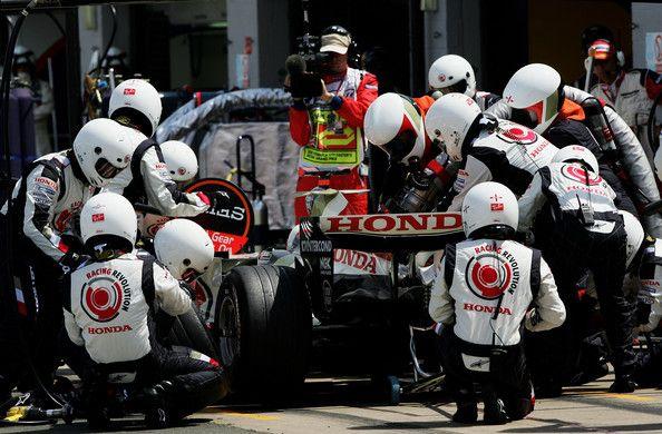 Rubens Barrichello Photos - F1 Grand Prix of Great Britain - Zimbio