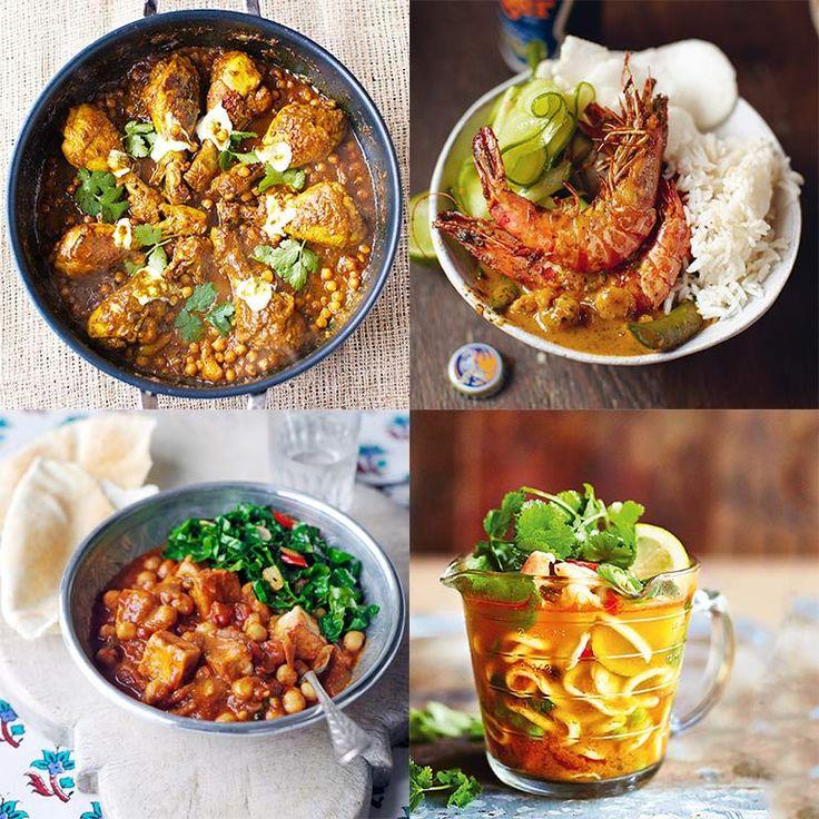 Curry, wie is er niet dol op? Dit Oosterse gerecht kent vele varieteiten zoals Thaise massaman curry, Indonesische eiercurry of Indiaase tandoori. Onze 15 favorieten hebben we hier voor je verzameld, van vegetarisch tot vlees en van pittig tot mild. O...