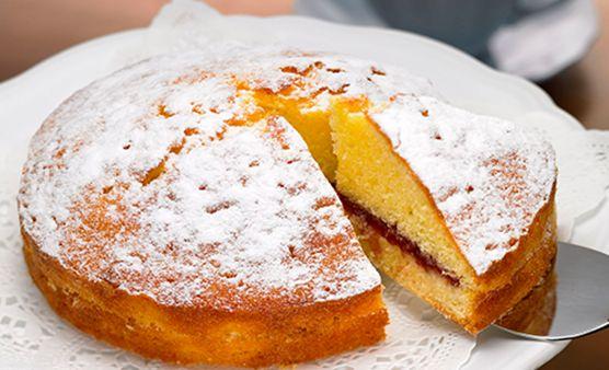 ヴィクトリアンサンドイッチケーキ