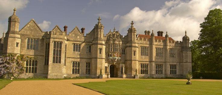 Hengrave Hall - Bury St Edmunds, Suffolk