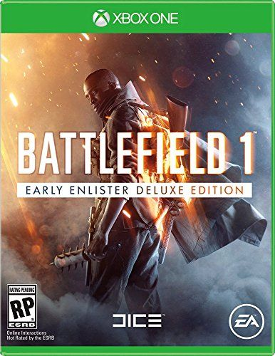 Battlefield 1 Early Enlister Deluxe Edition – Xbox One  http://gamegearbuzz.com/battlefield-1-early-enlister-deluxe-edition-xbox-one/