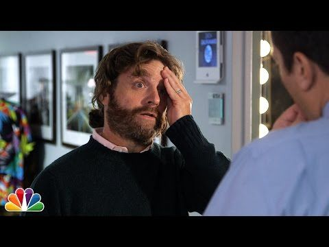 Zach Galifianakis And Jimmy Fallon Make Hilarious Excuses For Why They Can't Hang Out