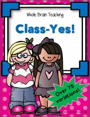 FREE Whole Brain Teaching: Class-Yes! from The Reflective Educator on TeachersNotebook.com - (5 pages) - The Attention-Getter in the Whole Brain Teaching system is simple, but effective. Maximize its usefulness with these 75 variations that will get your students' attention and keep them smiling!