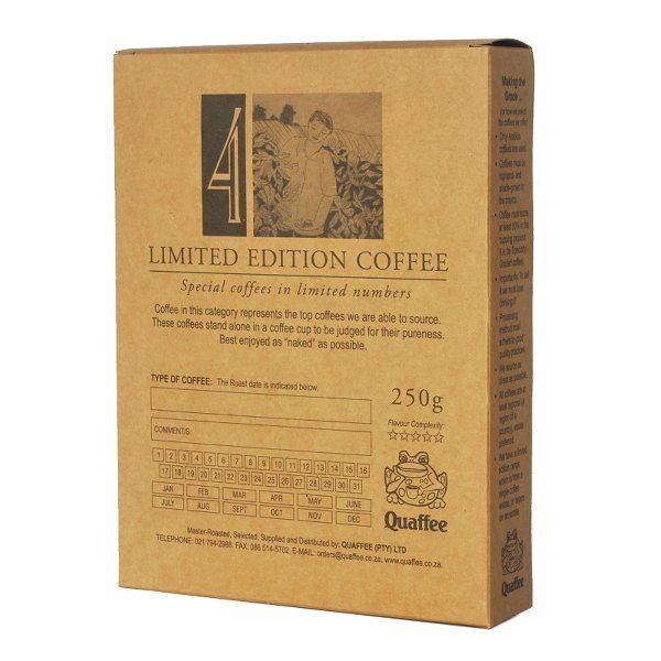 Quaffee Burundi Cup of Excellence Heza Long Miles Coffee Project Coffee Beans