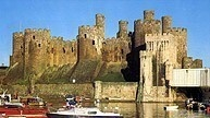 Conwy Castle. #castleArchitecture Castles, Beautiful Castles, Castles 3, Conway Castles, Castles Wales, Castles Palaces, Conwy Castles, Castles Mansions Palaces, Castles Awesome