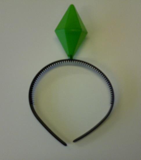 Sims 3 headband....HALLOWEEN COSTUME!