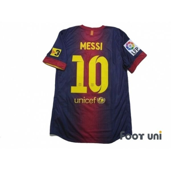 89012666d44 FC Barcelona 2012-2013 Home Authentic Shirt #10 Messi #fcbarcelona  #fcbarcelona2012 #fcbarcelona2013 #fcbarcelonashirt #fcbarcelonaejrsey # messi #messi10 ...