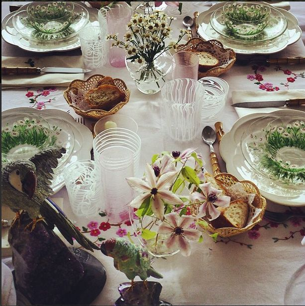 Table top | Muriel Brandolini