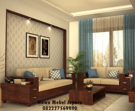 Sofa Ruang Tamu Minimalis Jati Terbaru | Kursi Sofa Ruang Tamu Mewah