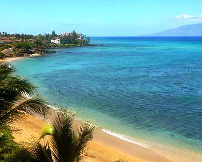 Kaanapali Beach (Maui, HI)