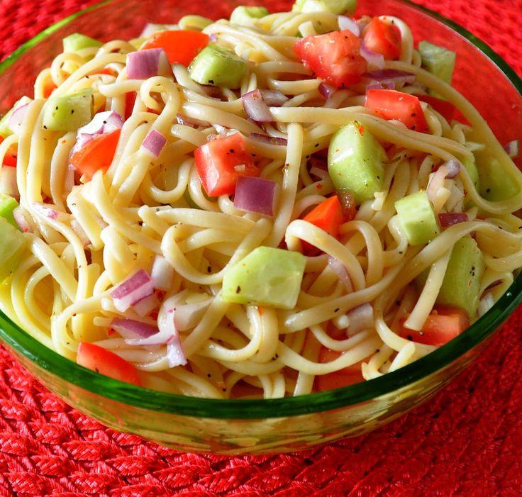 Recipe For Linguini Salad   Linguine Salad 193565   BigOven