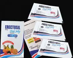 Erectosil Oral Jelly ist günstig, haben Sie eine harte Erektion Stärke, Sie wieder Spaß am Sex zu lassen.