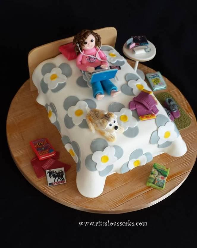 537 Best Images About Bedroom Cakes On Pinterest Bed