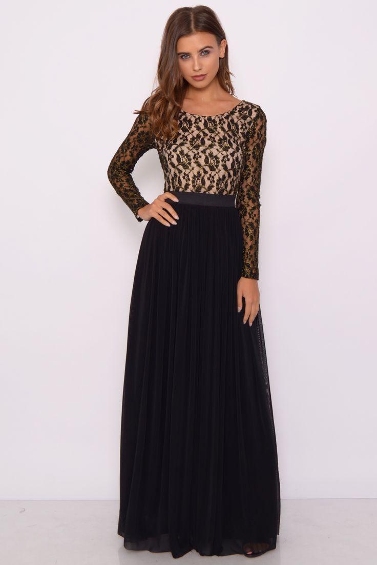 15 best Long Sleeve Maxi Dress images on Pinterest | Long sleeve ...