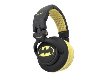 Le casque audio Batman
