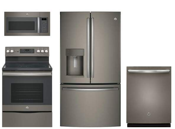 GE GE4PC30EFSFDFIKIT1 Kitchen Appliance Packages Part 98