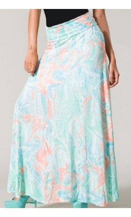 Love the feminine and summery colors!