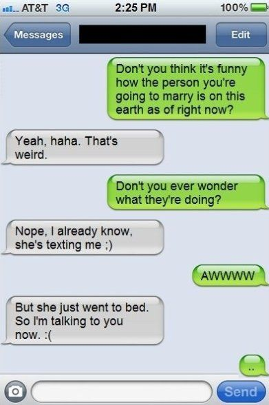 funny iphone texts | iPhone Text Message