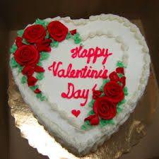 Valentine heart Cake2