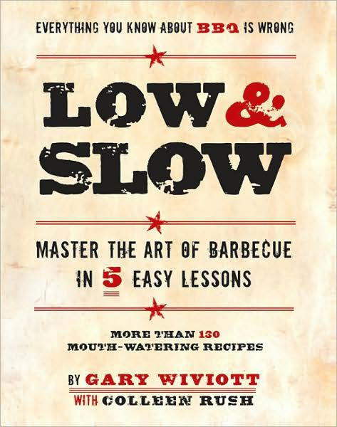 """Step away from the propane tank. Surrender all of your notions about barbecue. Forget everything you've ever learned about cooking with charcoal and fire. It is all wrong. Get it right with the """"Five Easy Lessons"""" program. Includes over 130 recipes and step-by-step instructions for setting up and cooking low and slow on a Weber Smokey Mountain, an offset smoker or a kettle grill."""