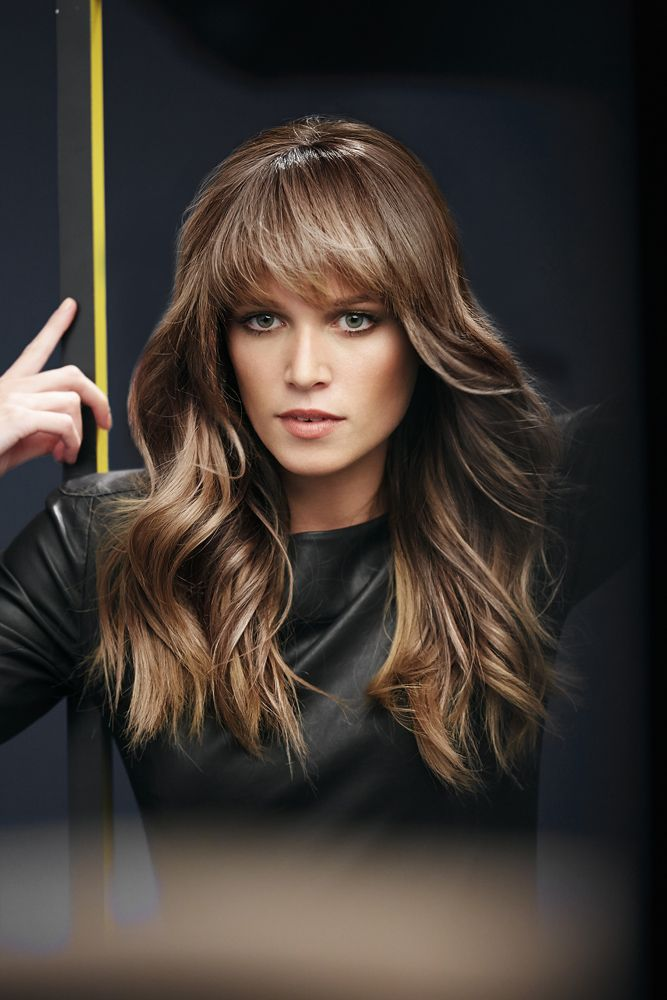 IT LOOKS A/W 2014 - last trends by L'Oréal Professionnel and Seb Bascle - IT girl Helena Bordon presents waves with blond highlights #itlooks #itgirl #trend #aw2014 #waves #highlights #lorealprofessionnel