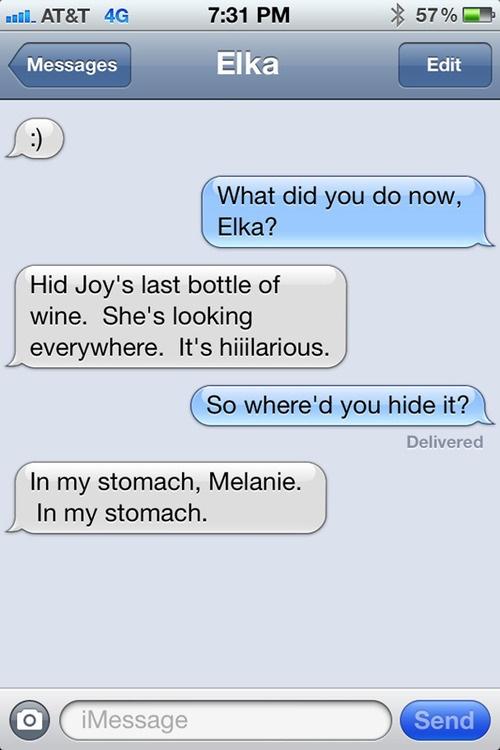 Fun sexy texts