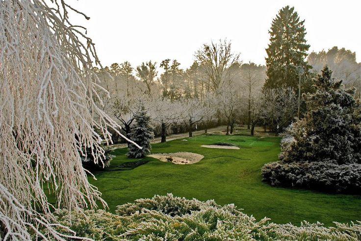 Jaworowy Dwór - pole golfowe http://artimperium.pl/wiadomosci/pokaz/105,w-historycznym-jaworowym-dworze#.Ur62VfTuKSo