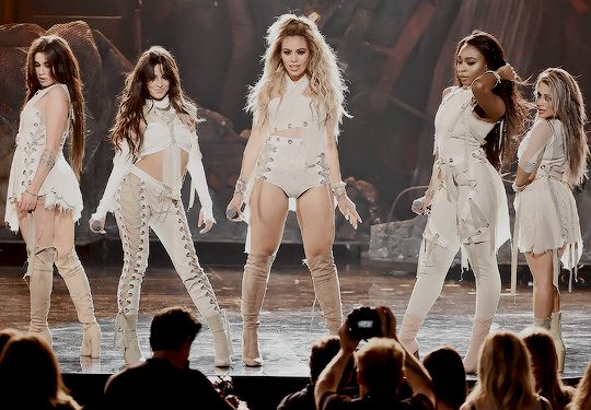 Ama's music awards/That's my girl Fifth Harmony