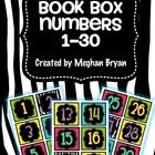 Here is a set of book box labels. The PDF file fits perfectly on Ikea magazine file boxes. I have also included JPEGs of the pages so that you can ...