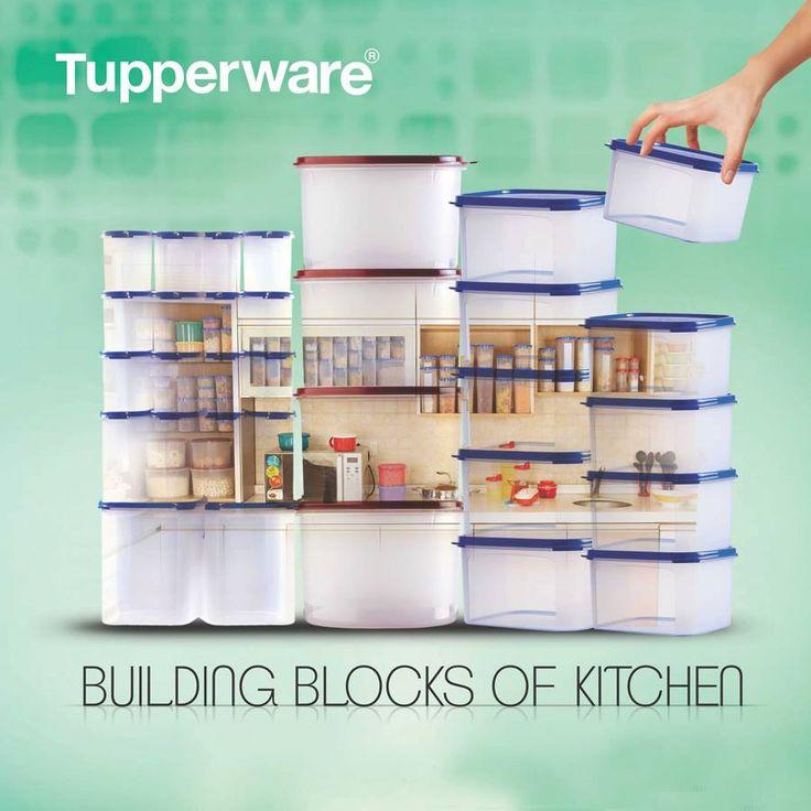 Building Blocks of the Kitchen. http://jessicasullivan2014.my.tupperware.com/