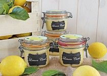 Lemon Curd z mikrovlnky