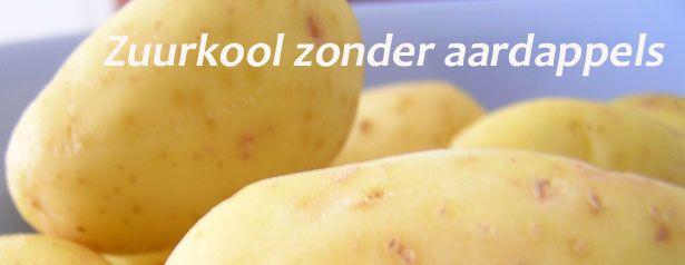 Zuurkool zonder aardappels uit de oven
