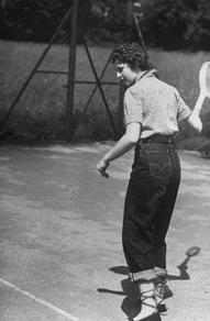 Princess Alexandra of Kent,1954.