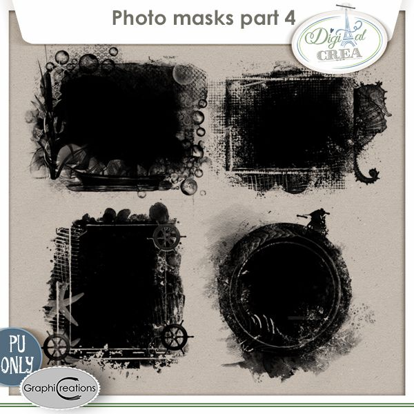 Photo masks part 4