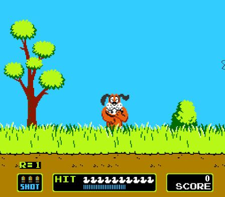 Duck Hunt. I always tried to shoot the dog. how dare he mock me <---this exactly! Who does he think he is!