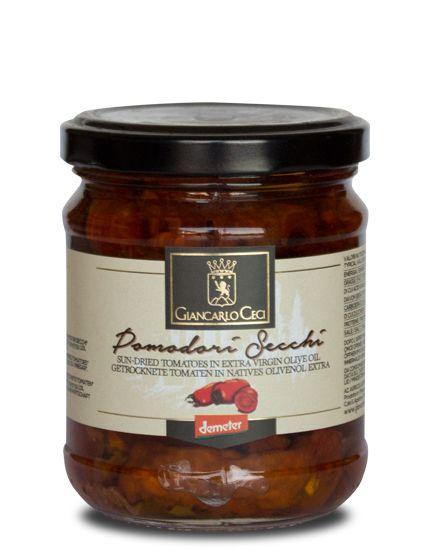 Pomodori secchi (biodinamico - Demeter)
