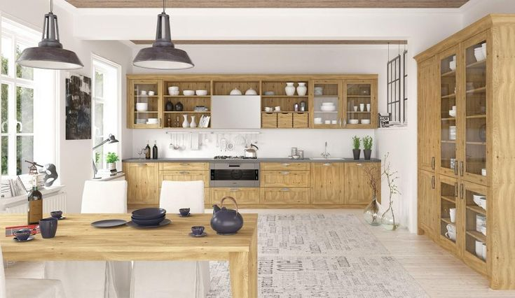 Rustikální kuchyně FORM
