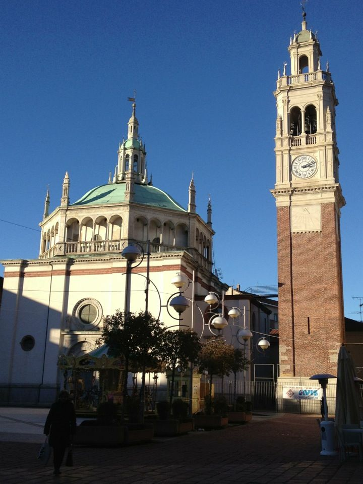 Piazza Santa Maria nel Busto Arsizio, Lombardia