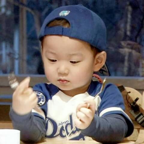 Song Minguk, I bet you're going to break a lot of hearts someday