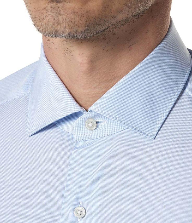 Vestibilità morbida Evolution per questa camicia #Xacus sempre perfetta per qualsiasi occasione. Venite a scoprirla in negozio. https://nemb.ly/p/rJMvjUfUl Happily published via Nembol