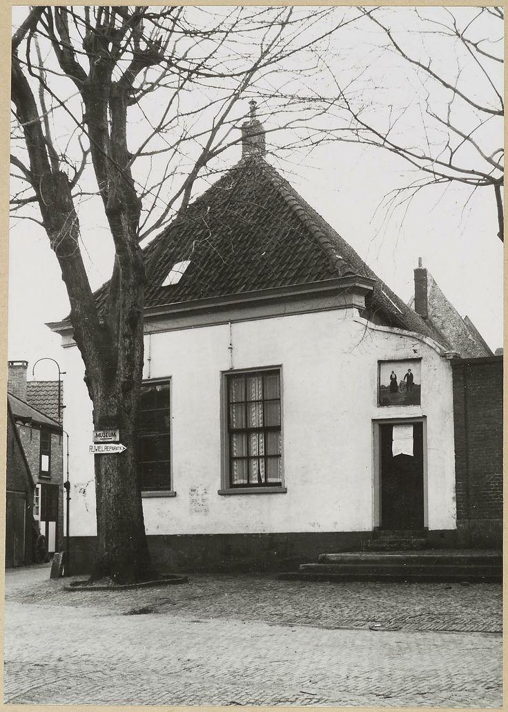 Weeshuis Den Burg | Het geheugen van Nederland