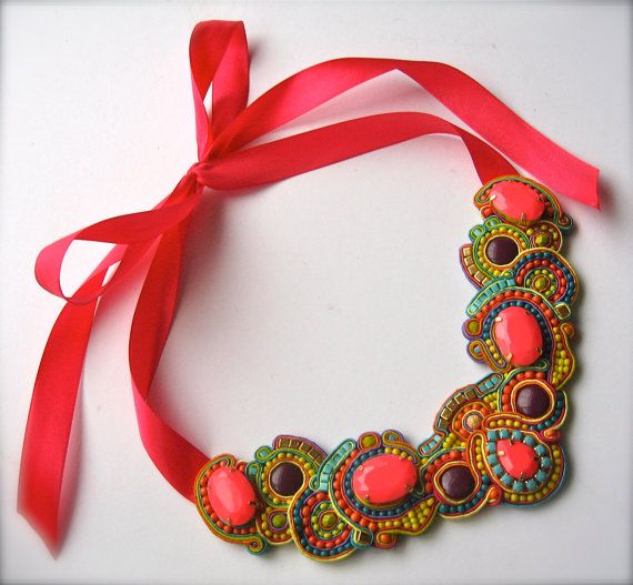 $£80 neon necklace
