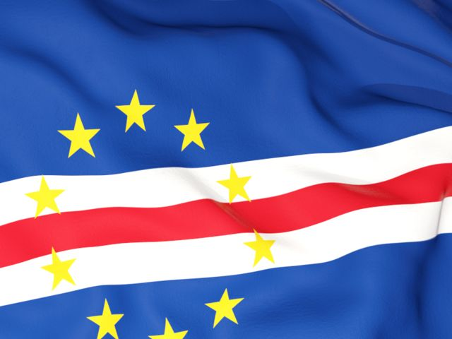 Flag background. Download flag icon of Cape Verde at PNG format