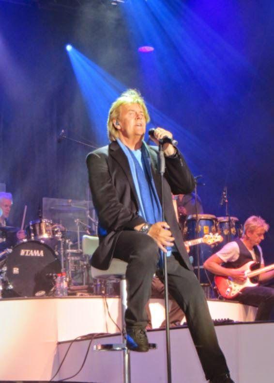 Konzert Howard Carpendale Bremerhaven 26.07.2014