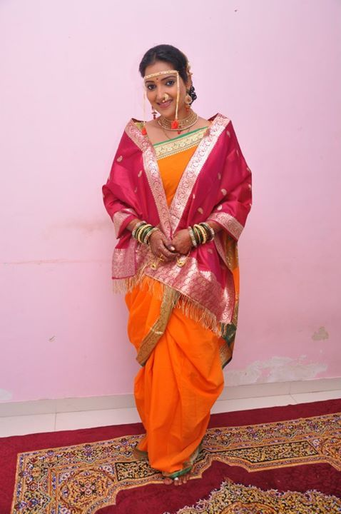 Marathi Bride & Maharashtrian Pride