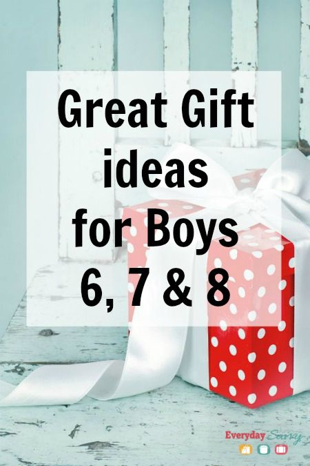 Great Gift Ideas For Boys Ages 6 7 8 Gift Ideas