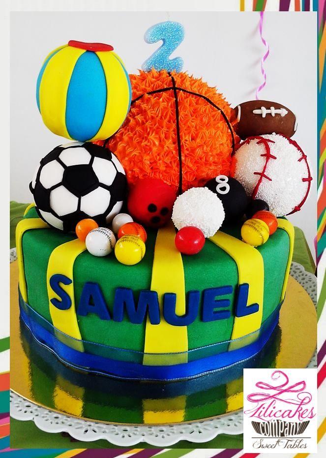 Balls Cake Torta de Balones Ponque de Balones